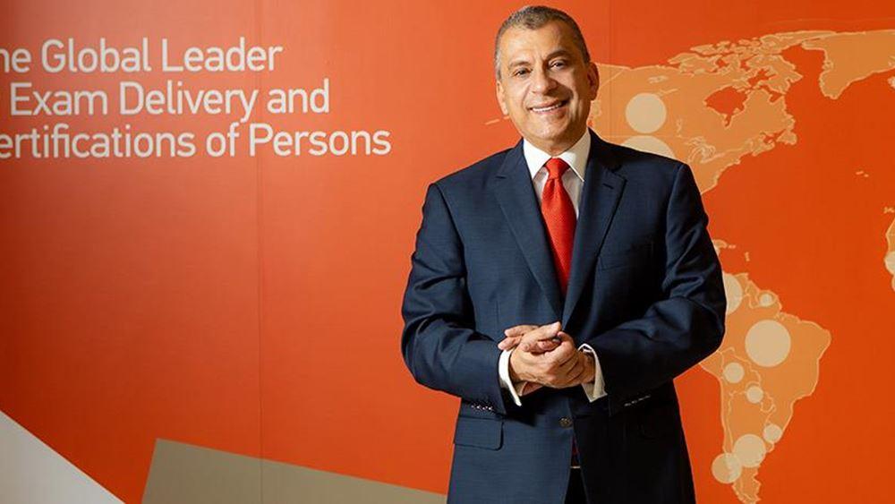 Βύρων Νικολαΐδης: Ο αυτοδημιούργητος επιχειρηματίας που ίδρυσε την PeopleCert