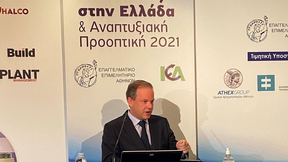 Κ. Αχ. Καραμανλής: Μέσα σε δύο χρόνια έχουν συμβασιοποιηθεί έργα άνω των 3,2 δισ. ευρώ