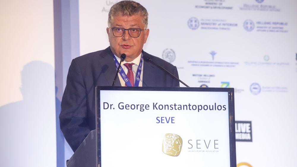 ΣΕΒΕ: Το 2019 οι εξαγωγές θα ξεπεράσουν τα 35 δισ. ευρώ