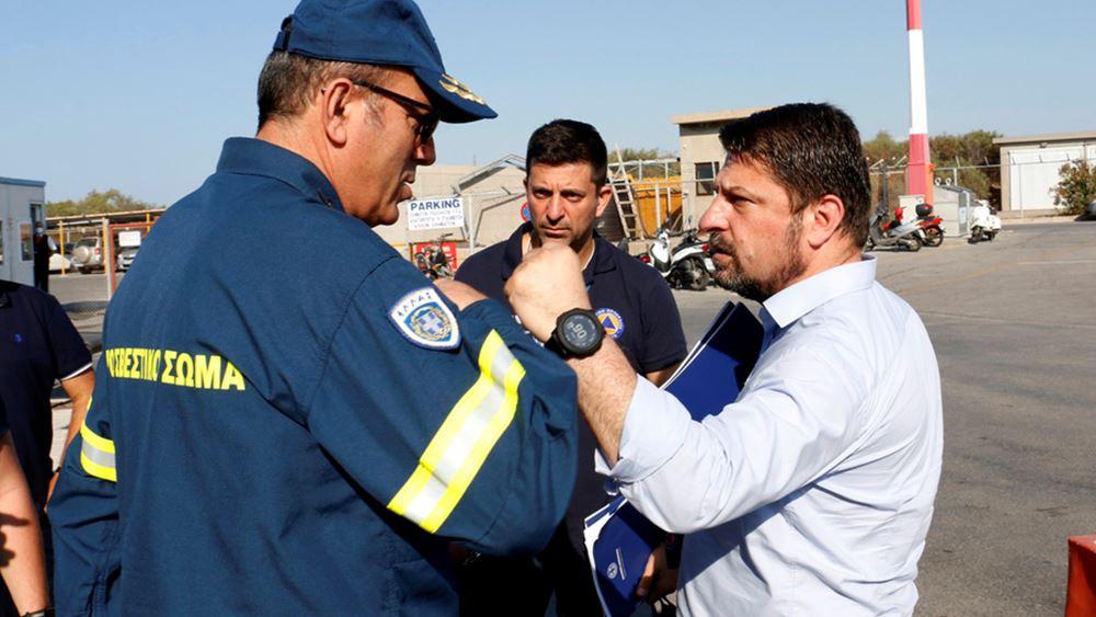 Ν. Χαρδαλιάς: Οι ένοπλες δυνάμεις αναλαμβάνουν τους ελέγχους για κορονοϊό στα νησιά τους επόμενους 3 μήνες