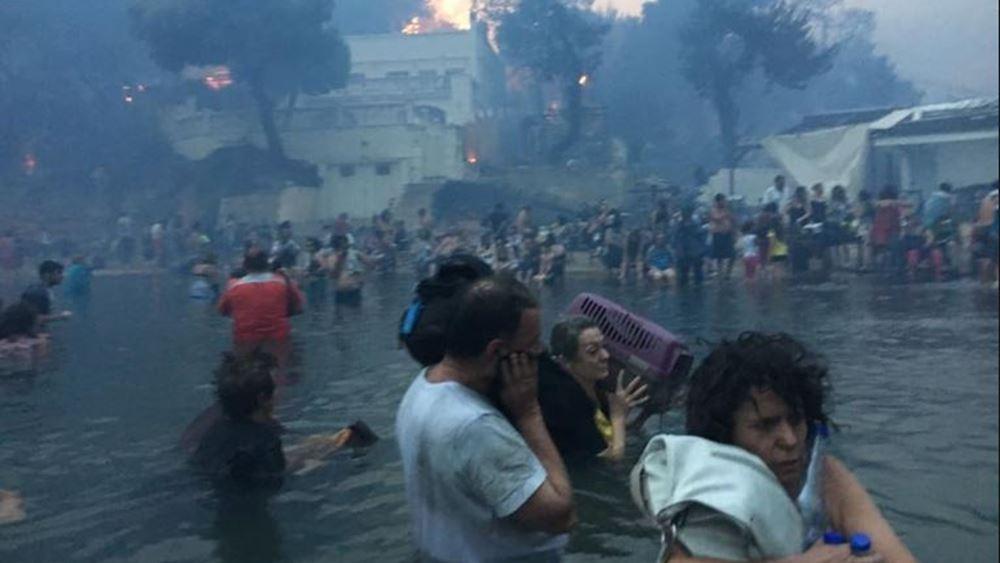 Θύελλα από τις νέες αποκαλύψεις για την τραγωδία στο Μάτι