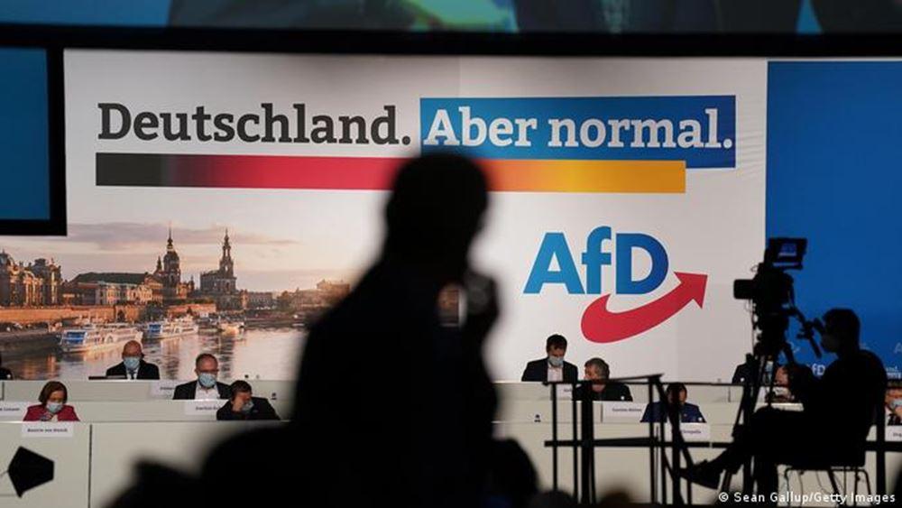 DW: Το AfD ζητά την έξοδο της Γερμανίας από την ΕΕ