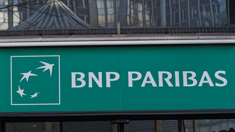 Μικρή πτώση στα καθαρά κέρδη της BNP Paribas