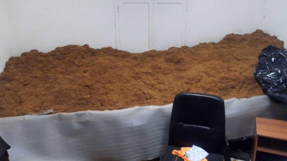 Λαθραία τσιγάρα εντόπισε το Τμήμα Δίωξης Λαθρεμπορίου στο Γ΄ Τελωνείο Πειραιά