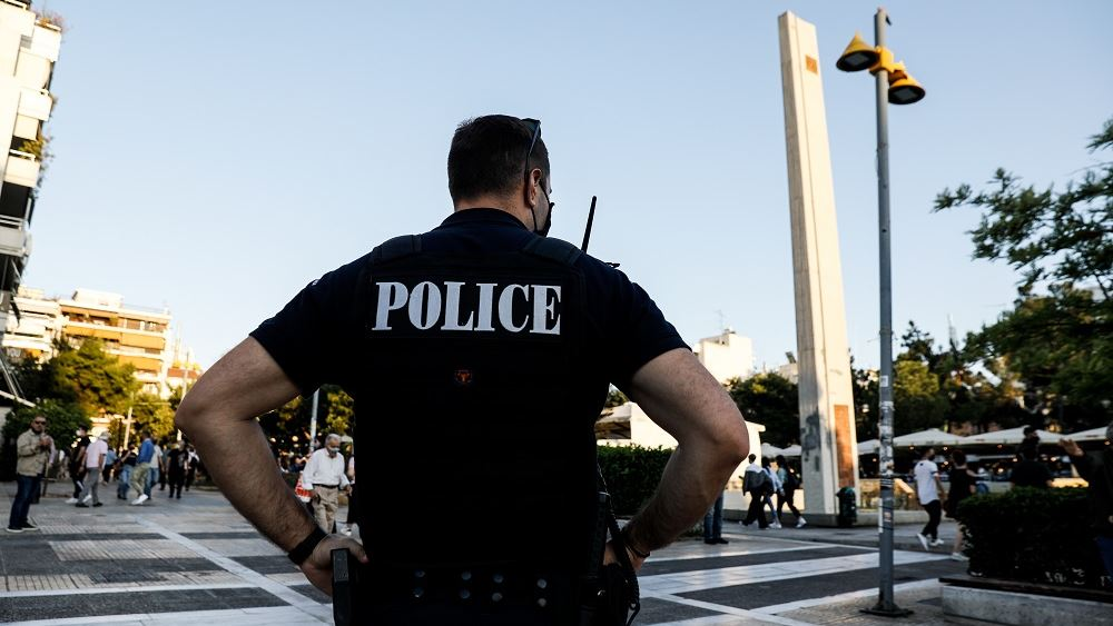 Ελεγχος αστυνομια κορονοιος
