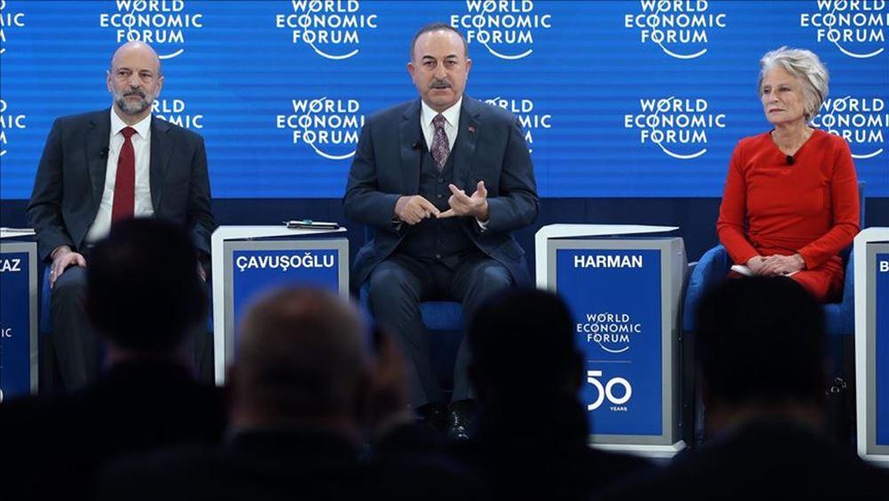 """Η Τουρκία """"έλυσε"""" το θέμα της Συρίας και της Λιβύης και τώρα ο Τσαβούσογλου θέτει θέμα... Παλαιστίνης"""