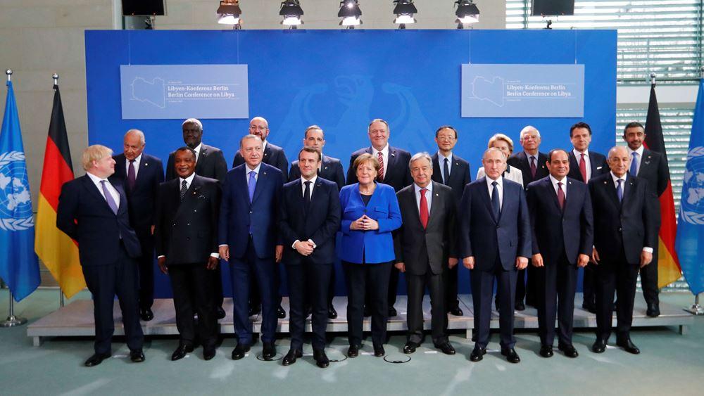Ολοκληρώθηκε η κρίσιμη Διάσκεψη για τη Λιβύη