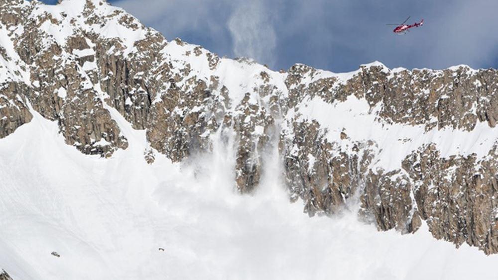 """Ελβετία: """"Αρκετοί άνθρωποι"""" καταπλακώθηκαν από χιονοστιβάδα στο Κραν Μοντανά"""