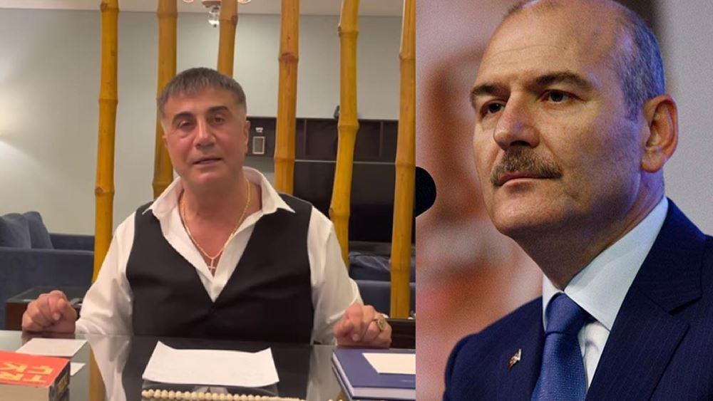 """Ο αρχινονός της Τουρκίας άρχισε να """"μιλάει"""": Τρόμος για Σοϊλού, μυστήριο για Ερντογάν"""