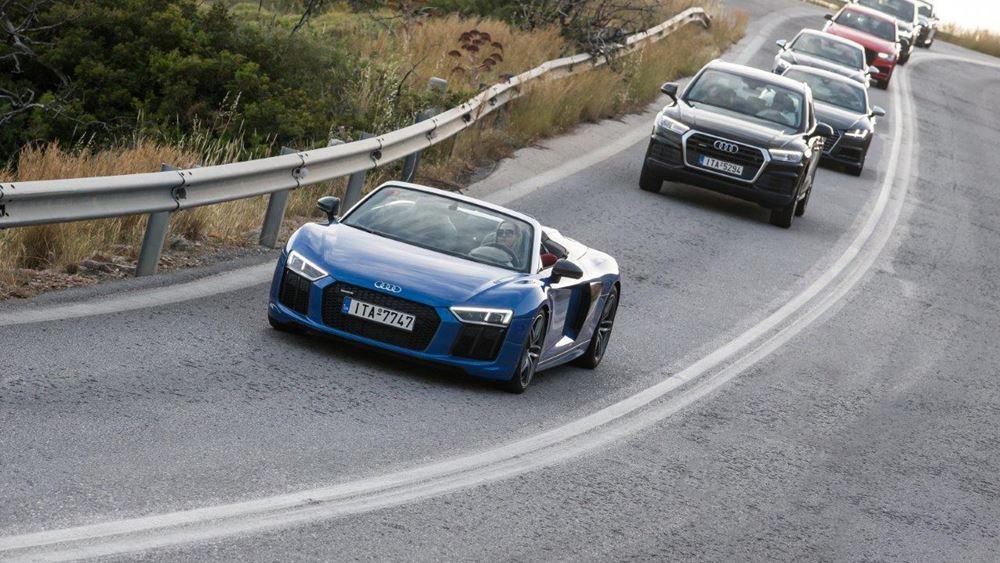 Η Audi ανακαλεί 875.000 οχήματα στην Ευρώπη