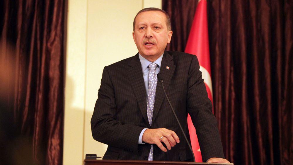 Ερντογάν: Ο Σύρος πρόεδρος Άσαντ είναι τρομοκράτης
