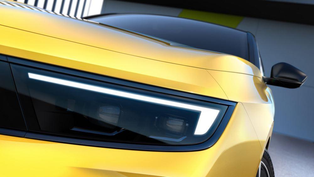 Έρχεται το νέο Opel Astra