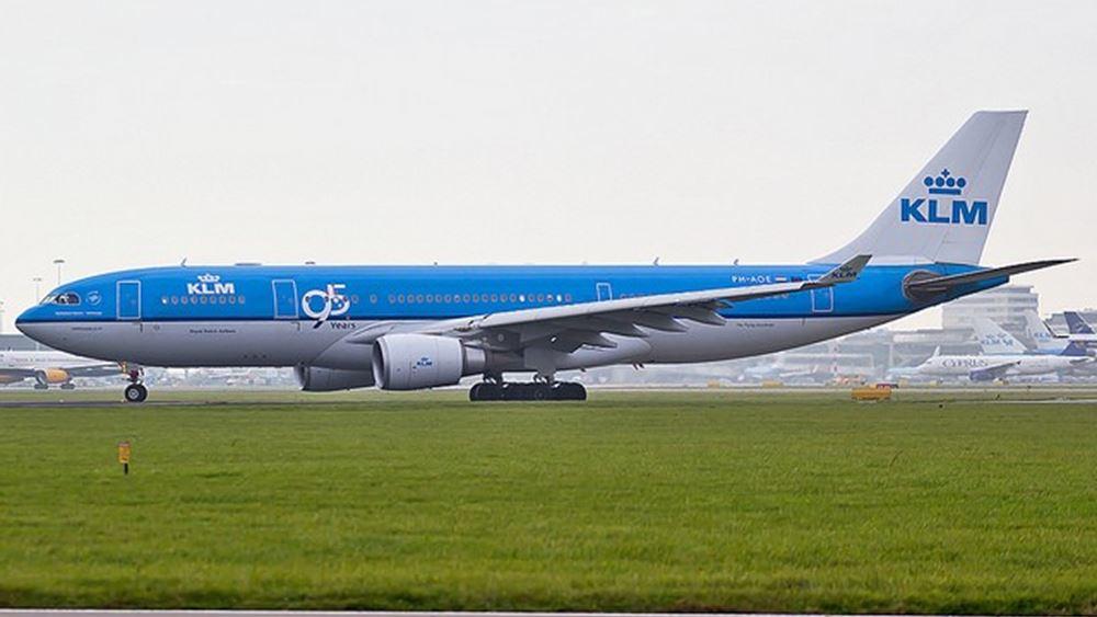 Ολλανδία: Νέα στάση εργασίας πραγματοποιεί την Κυριακή το προσωπικό εδάφους της KLM