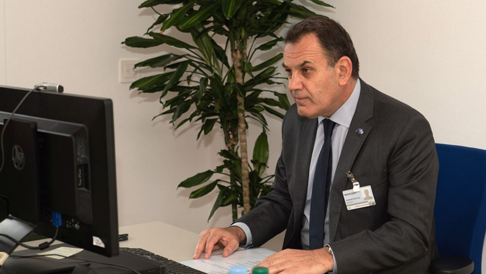 Ν. Παναγιωτόπουλος: Η Ελλάδα έχει πάντα την ετοιμότητα να προασπίσει τα κυριαρχικά της δικαιώματα