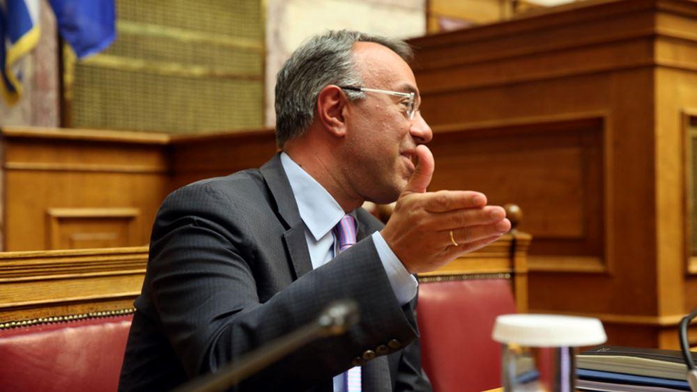 Χρ. Σταϊκούρας: 602 εκατ. ευρώ σε 52.494 επιχειρήσεις