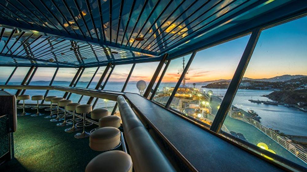 Άνοδο 15% στην επιβατική κίνηση για το 2018 βλέπει η Celestyal Cruises