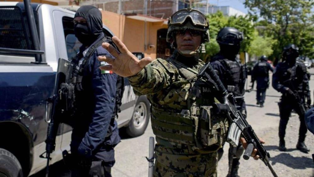 Μεξικό: Ένοπλοι άνοιξαν πυρ σε μπαρ σκοτώνοντας έντεκα ανθρώπους