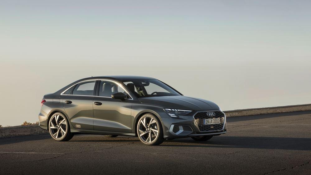 Νέο Audi Α3 Sedan