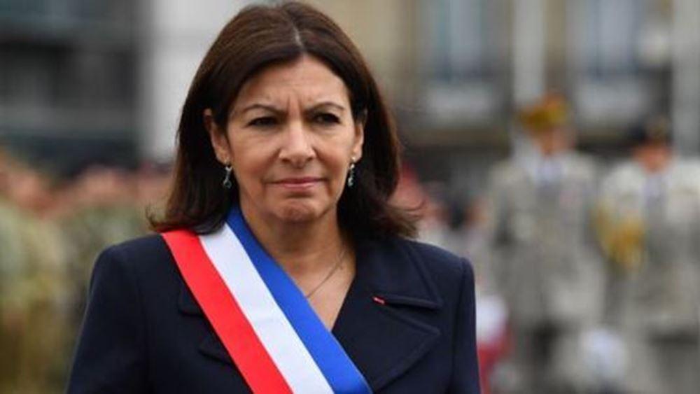 """Γαλλία: Η σοσιαλίστρια Αν Ινταλγκό επανεκλέγεται δήμαρχος στο Παρίσι - Στους """"Πράσινους"""" η Λιόν"""
