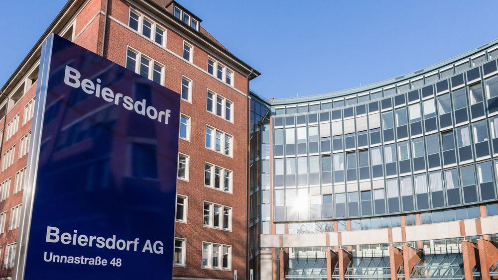 Υποχωρεί 10% η μετοχή της Beiersdorf