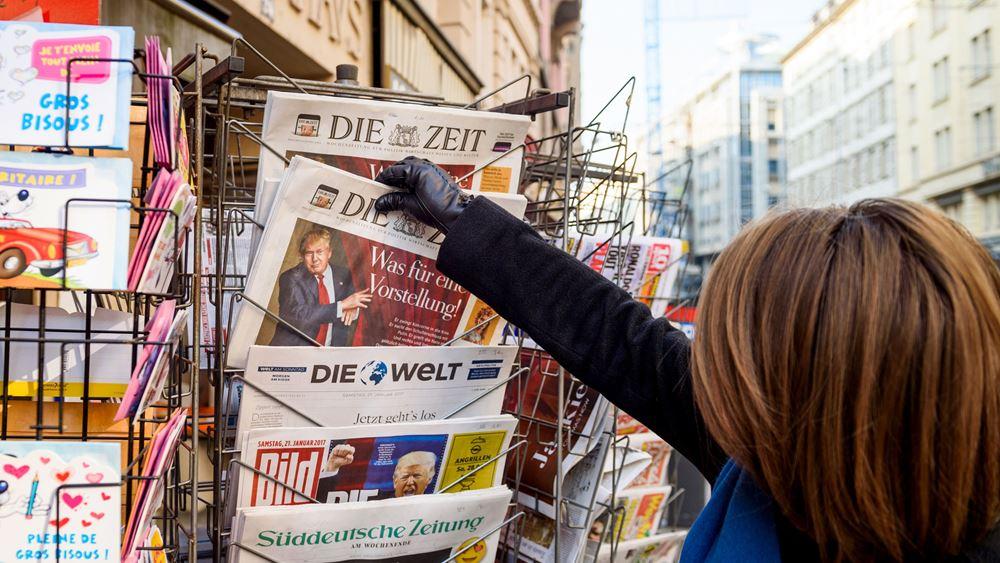 Γερμανικός Τύπος: Για τη Γερμανία το θέμα των αποζημιώσεων θεωρείται λήξαν
