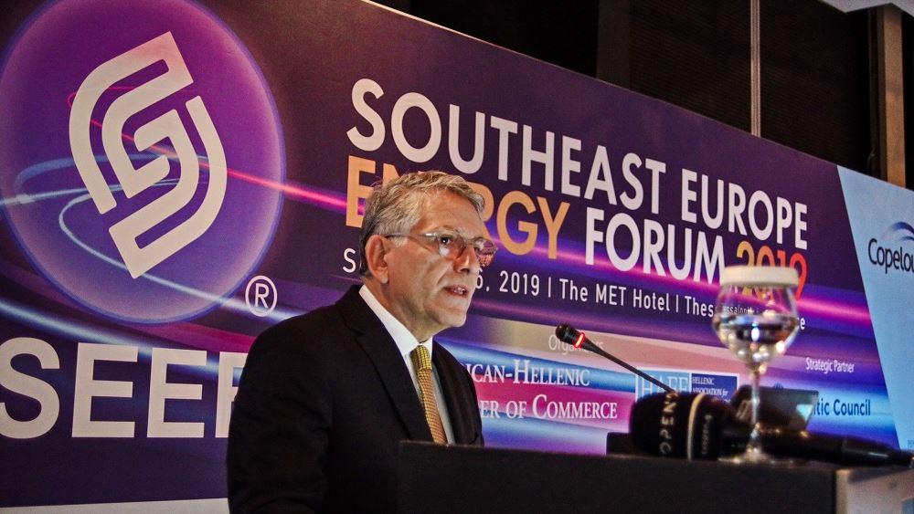 Γ. Θωμάς: Η Ελλάδα καθίσταται στρατηγικός παίκτης στη ΝΑ Ευρώπη