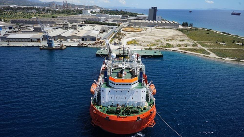 Σύμβαση €10 εκατ. από την Αρχή Ηλεκτρισμού Κύπρου στην Ελληνικά Καλώδια