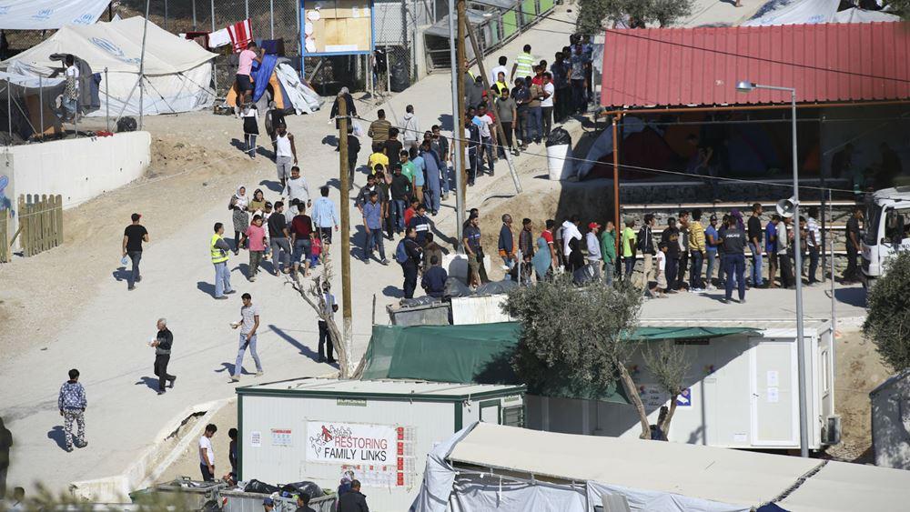 Μυτιλήνη: Επίσκεψη του ύπατου αρμοστή του ΟΗΕ για τους πρόσφυγες