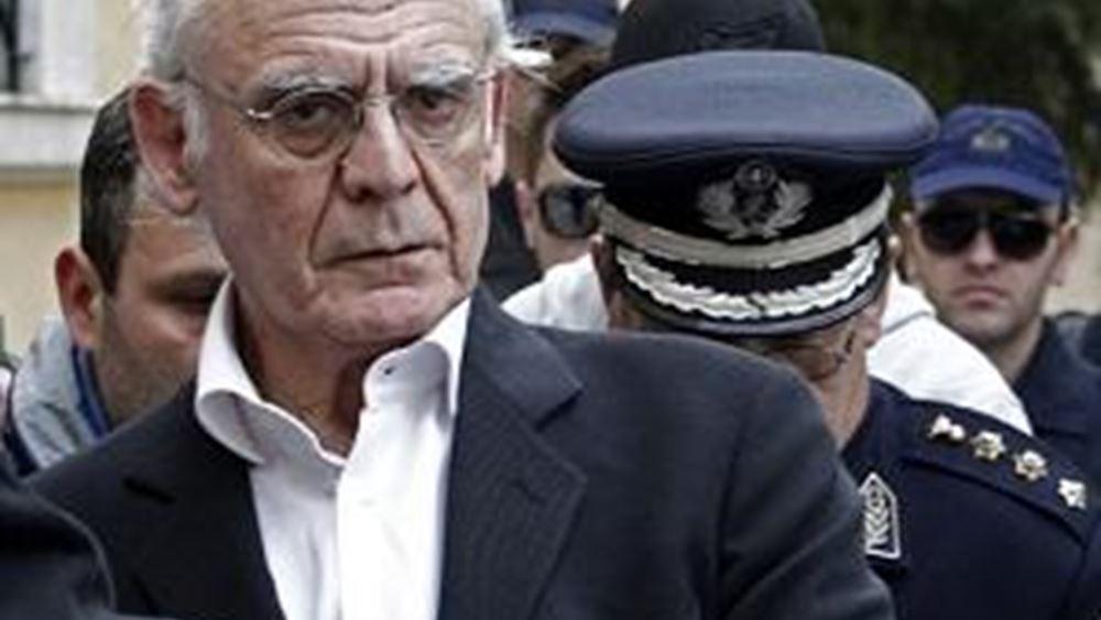Ένα βήμα πριν την επιστροφή στη φυλακή ο Άκης Τσοχατζόπουλος