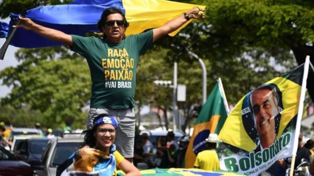 """Ο """"πόλεμος"""" στις φαβέλες της Βραζιλίας"""