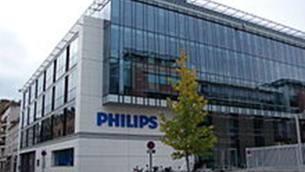 Συμφωνία της Philips με τον Λευκό Οίκο για την παράδοση 43.000 νοσοκομειακών αναπνευστήρων