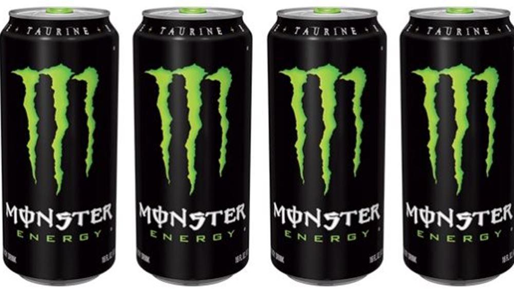 Προληπτική ανάκληση κωδικών του ενεργειακού ποτού Monster