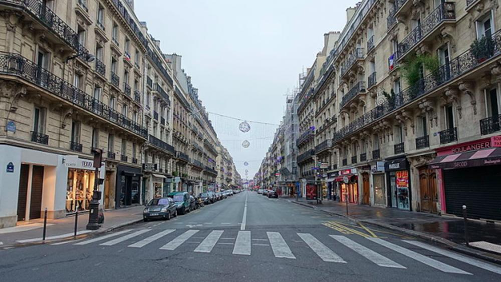 Γαλλία: Το βρετανικό στέλεχος αντιπροσωπεύει τώρα έως και 20% των κρουσμάτων στο Παρίσι