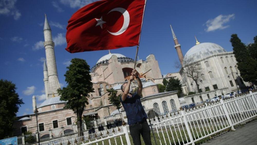 Διπλωματικές πηγές: Η Τουρκία  δείχνει εκ νέου ότι έχει πάρει διαζύγιο από τη διεθνή νομιμότητα