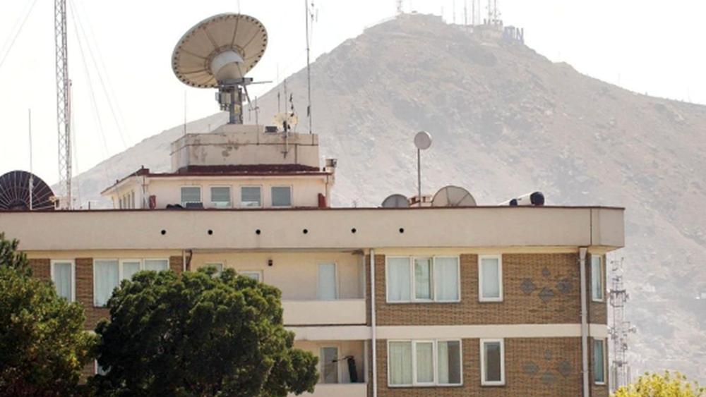 Παρατημένα στη βρετανική πρεσβεία στην Καμπούλ βρέθηκαν προσωπικά λεπτομερή στοιχεία Αφγανών διερμηνέων