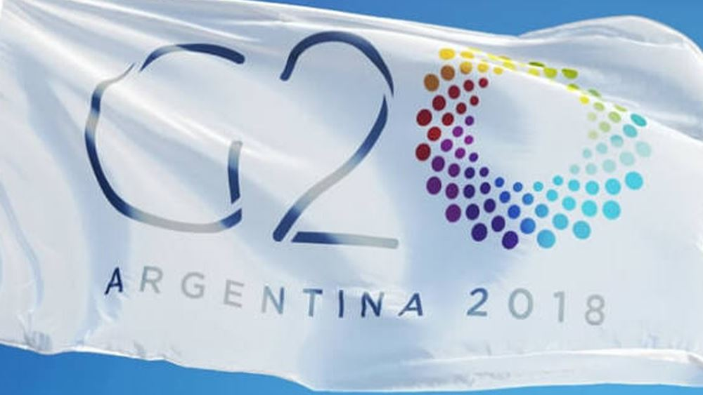Μοσκοβισί: Tο κοινό ανακοινωθέν της G20 επιφορτίζει ΗΠΑ και Κίνα με την επίλυση της εμπορικής διαμάχης