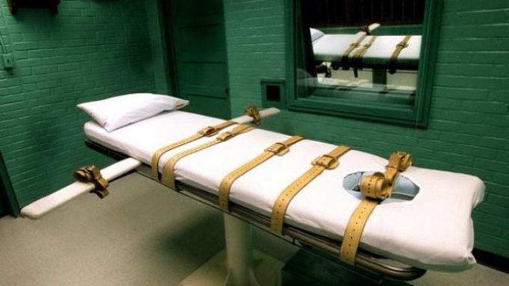 ΗΠΑ: Επικυρώθηκε νόμος που επιτρέπει στην πολιτεία να εφαρμόζει τη θανατική ποινή