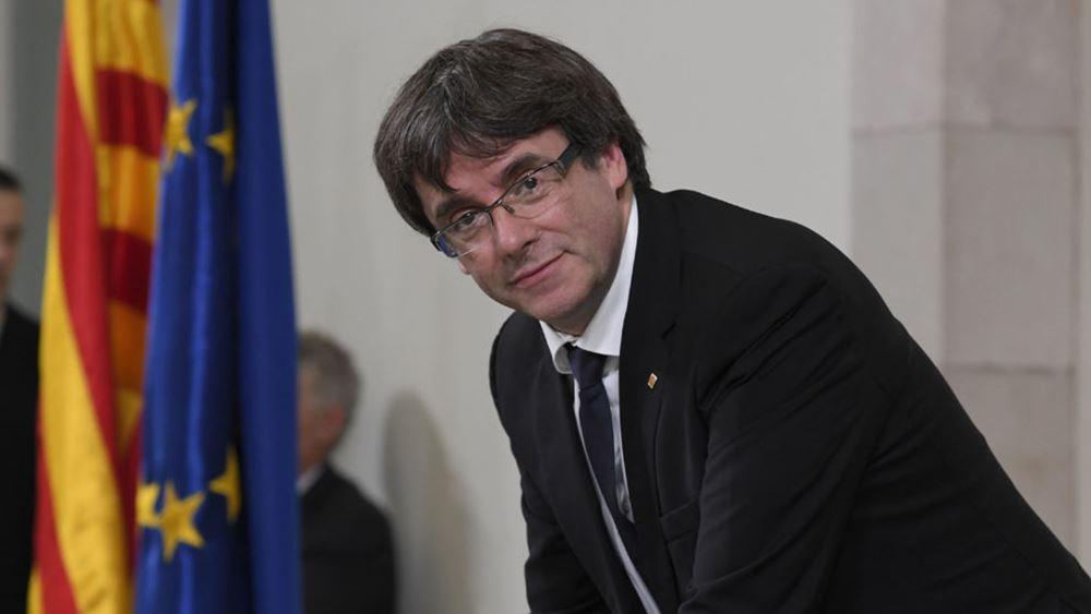 Η Μαδρίτη ζητά από τον Puigdemont να συμμετάσχει στις εκλογές
