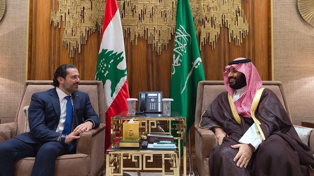 Οικονομική βοήθεια από τη Σαουδική Αραβία αναζητά ο Λίβανος