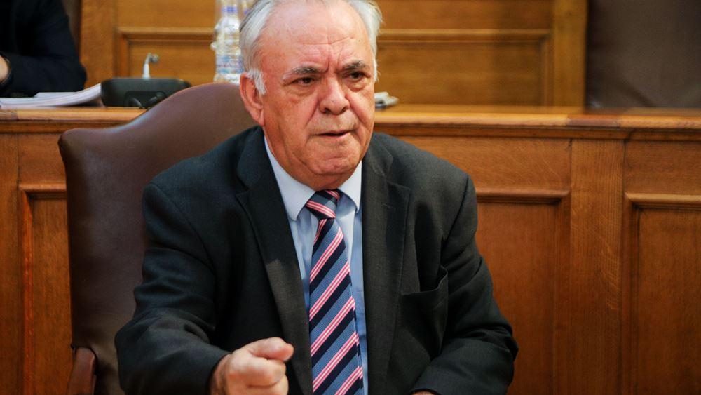 Δραγασάκης: Να τεθούν οι πόροι του Ταμείου Ανάκαμψης υπό την εποπτεία μιας μόνιμης διακομματικής επιτροπής της Βουλής