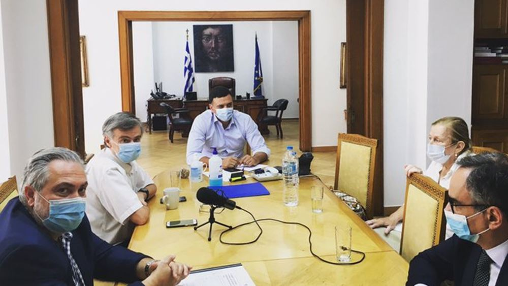"""Ξεκινά η """"επιχείρηση Ελευθερία"""" - Εμβόλιο ακόμα και μέσα στον Δεκέμβριο για την Ελλάδα"""