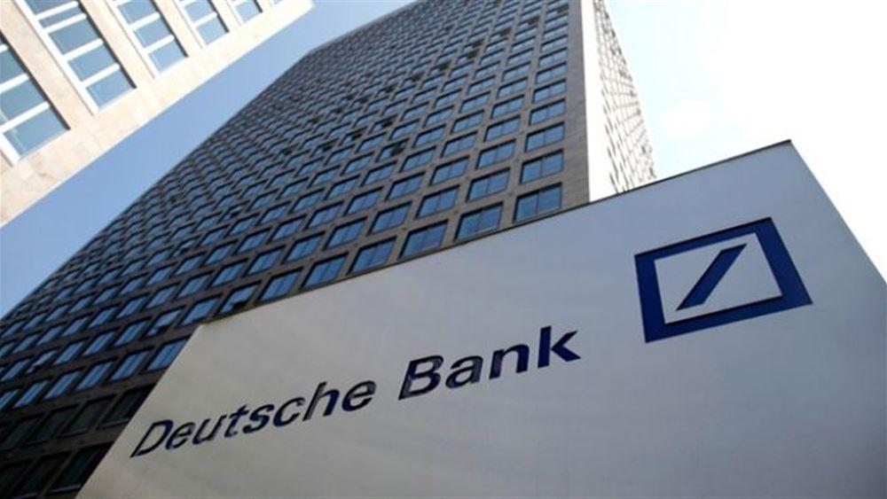 Deutsche Bank: Πρώτο σε αποδόσεις το Χρηματιστήριο Αθηνών έναντι όλων των assets διεθνώς