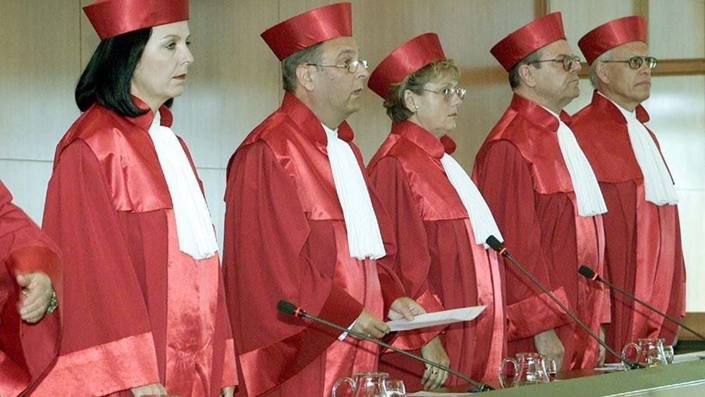 """Οι Γερμανοί δικαστές απαντούν: """"Η ΕΚΤ δεν είναι ο Άρχοντας του Σύμπαντος"""""""