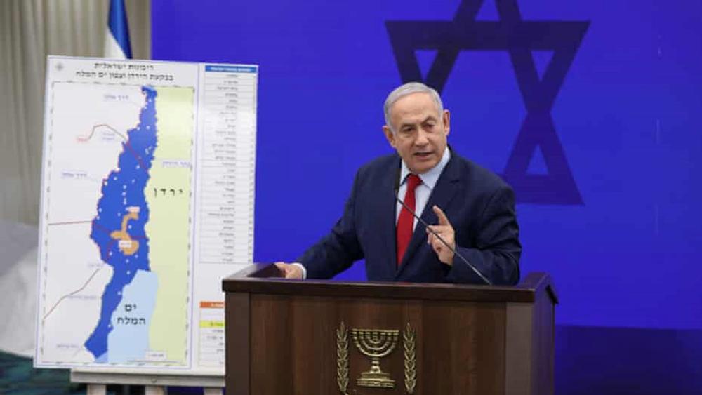 Ο Νετανιάχου σίγουρος ότι οι ΗΠΑ θα εγκρίνουν την προσάρτηση παλαιστινιακών περιοχών μέσα σε δύο μήνες