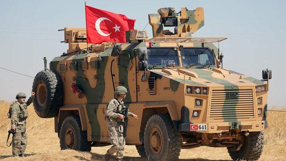 """Οι Κούρδοι καλούν τους Ευρωπαίους να """"παγώσουν"""" τις διπλωματικές σχέσεις με την Τουρκία"""