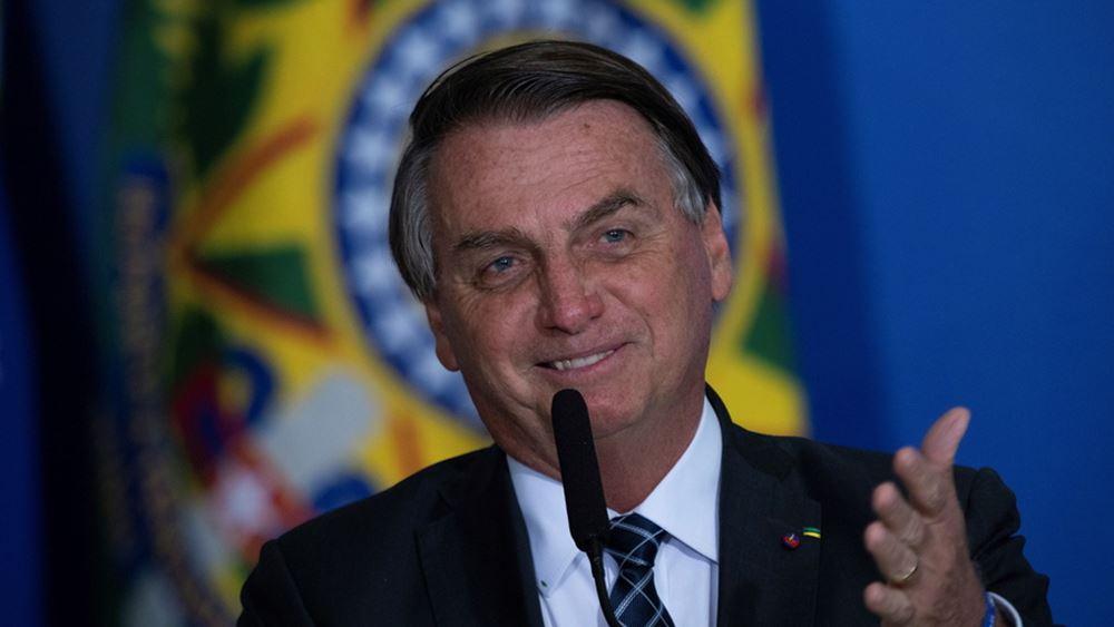 Βραζιλία: Διαδηλωτές σε όλη τη χώρα ζήτησαν την αποπομπή του προέδρου Μπολσονάρου