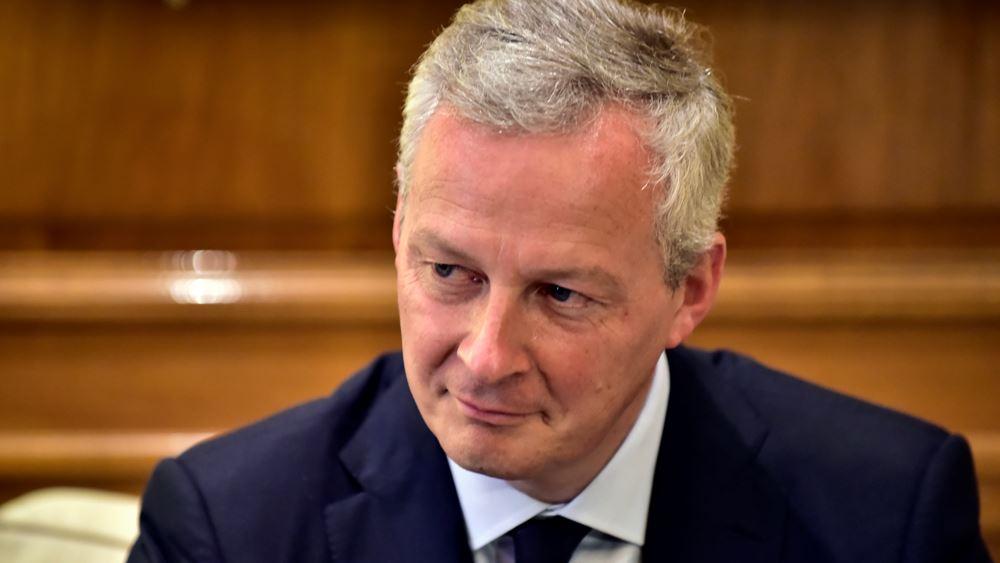 Λεμέρ: Οι Γάλλοι επενδυτές κοιτάνε ξανά την Ελλάδα