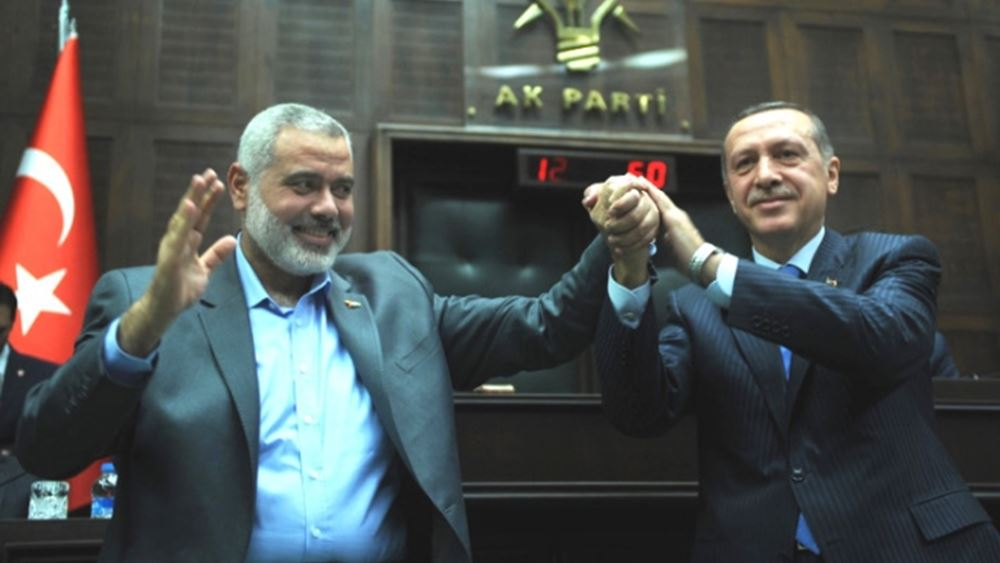 Telegraph: Μέλη της Χαμάς μπαινοβγαίνουν στην Τουρκία και σχεδιάζουν επιθέσεις από εκεί