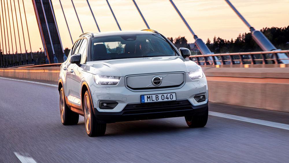Αύξηση πωλήσεων για την Volvo