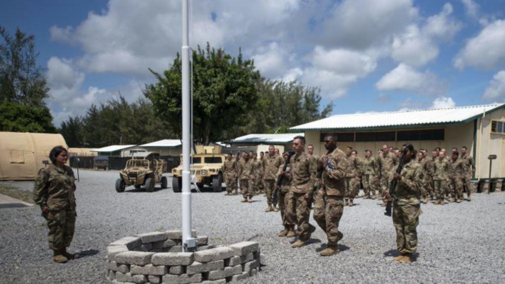 Κένυα: Τρεις άνδρες συνελήφθησαν όταν προσπάθησαν να μπουν σε βρετανική βάση